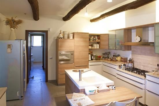 #Beautiful #kitchen in #Umbria #Italy