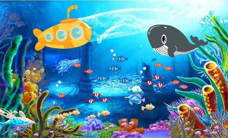 Submarine Scene