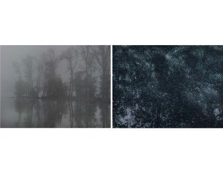 Hatje Cantz Collector's Edition: Michael Lange, R 8953, 2014; R 0825, 2012