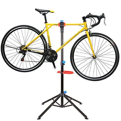 From 29.94 Femor Bike Repair Stand Cycle Bicycle Maintenance Mechanic Folding Work Stand Mountain Heavy Duty Tool