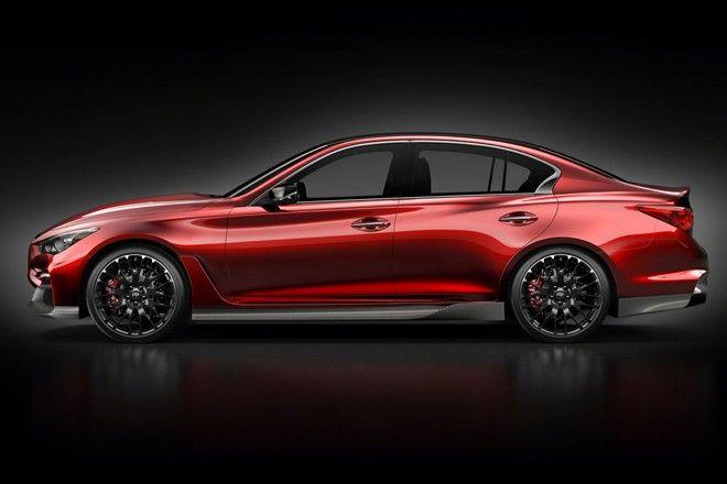 インフィニティQ50オールージュはグッドウッドで正式デビュー - 海外ニュース | オートカー・デジタル - AUTOCAR DIGITAL