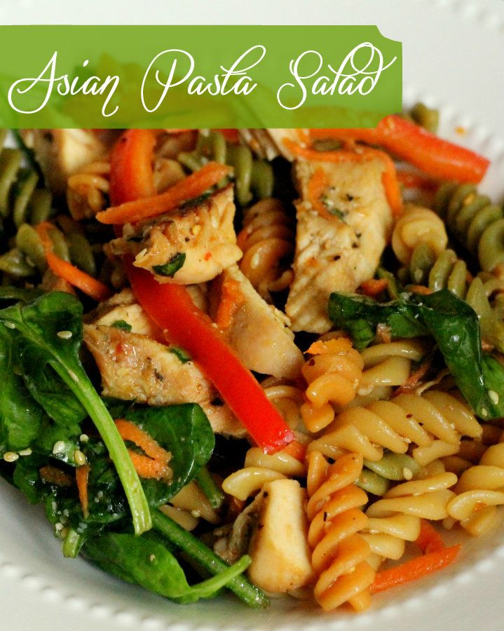 Love asian pasta salad recipes JUST SNIPPET