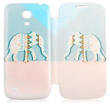 Elephant Pattern Full Body Case for Samsung Galaxy S4 Mini I9190 – AUD $ 7.41