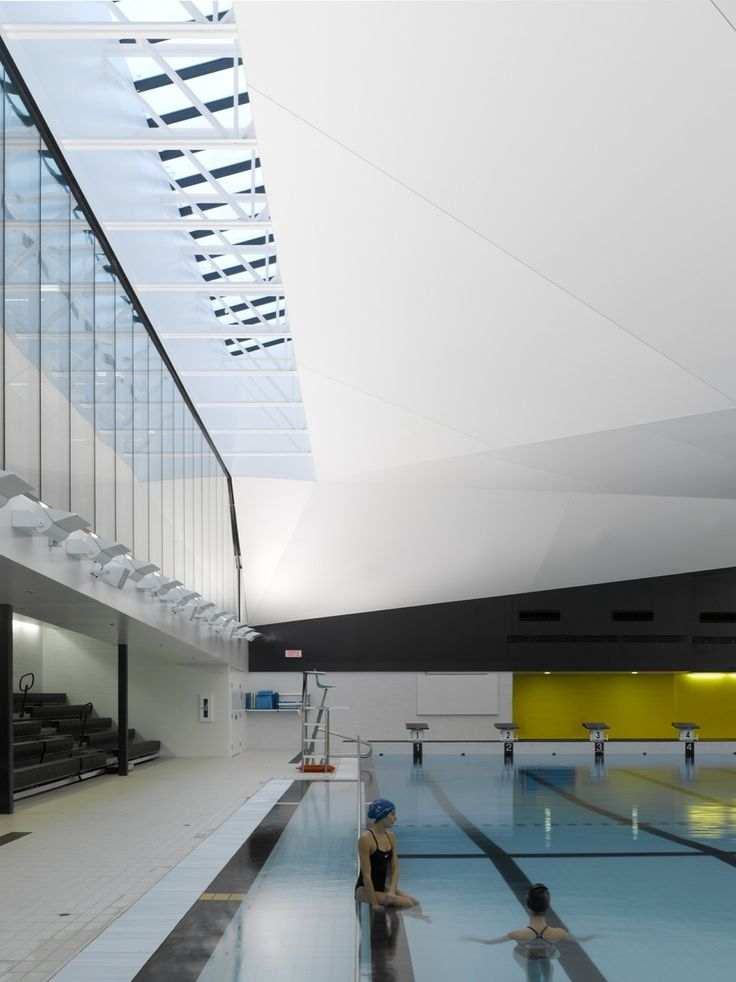 Gallery - St-Hyacinthe Aquatic Centre / ACDF* - 13