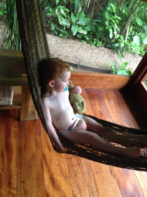 Hanging out in the Amazon. Here's how your kids can do it too. http://www.suitcasesandstrollers.com/articles/view/the-amazon #GoogleUs #suitcasesandstrollers #travel #kids #hotels #travelwithkids #familytravel #familyholidays #familyvacations