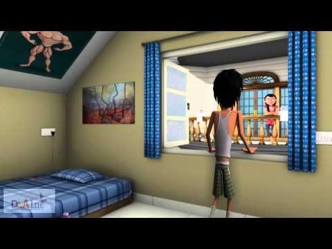 Cecelia - The Balcony Girl - Dilsukhnagar Arena - Award-Winning 3D Animation Short Film
