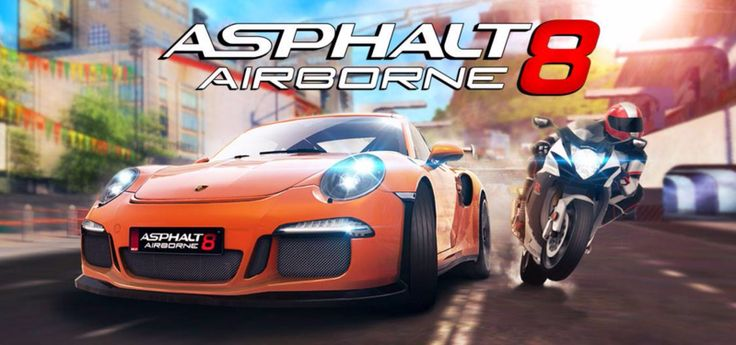 Asphalt 8: Airborne v3.2.0q [Free Shopping]   Asphalt 8: Airborne v3.2.0q [Free Shopping]Requirements:2.3 Overview:LEAVE GRAVITY IN THE DUSTThe best Android arcade racing game series reaches a new turning point! Perform dynamic high-speed aerial stunts in an intense driving experience powered by a brand-new physics engine!  The fully installed game requires at least 1.8 GB of free space in your internal storage.   The best Android arcade racing game series reaches a new turning point…