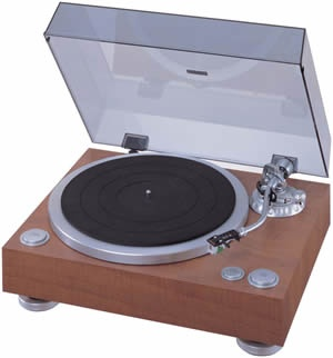Denon belt drive turntable