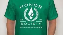 national honor society shirt - Google Search