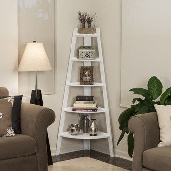 You'll love the Colleen Corner Shelf at Joss & Main - With Great Deals on all products and Free Shipping on most stuff, even the big stuff.