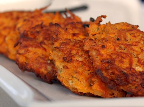 Sweet potato latkes !   Food   Pinterest