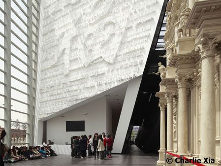 Adem Ayem Society: Review Italy Pavilion in China