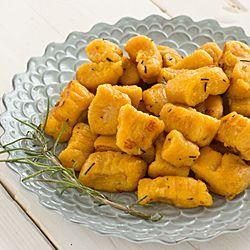How To Make Sweet Potato Gnocchi HealthyAperture.com