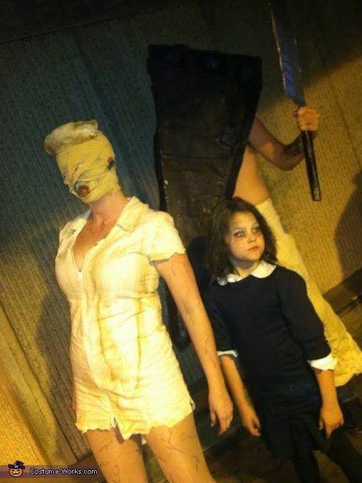 Silent Hill Trio - Halloween Costume Contest via @costumeworks