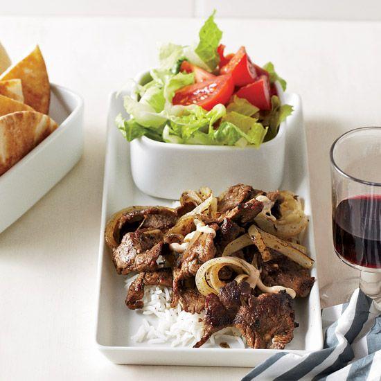 Lamb Shawarma | Food & Wine