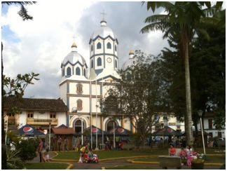 Uncover Colombia - Filandia, Quindio