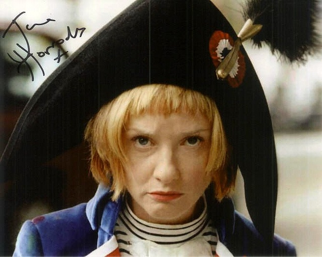 "Jane Horrocks ""Bubble"""