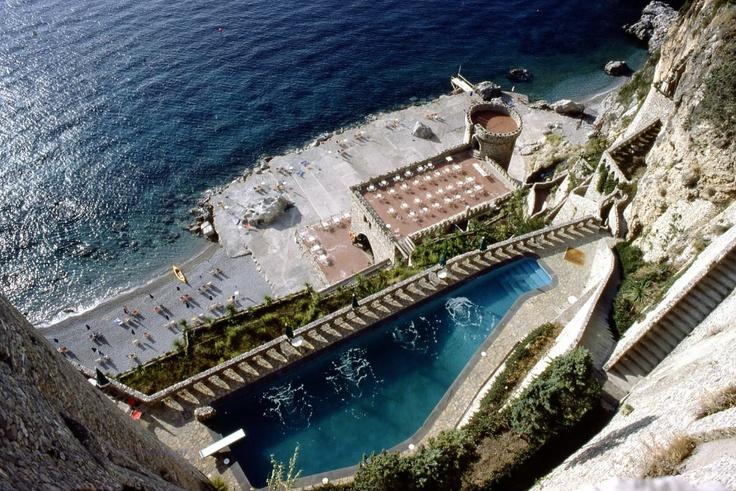 Il Saraceno Hotel, Amalfi, Italy