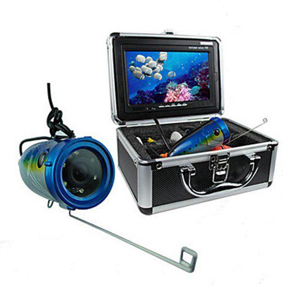 Color TFT Bajo el Buscador de Peces de Agua Video Cámara Monitor Set Estándar