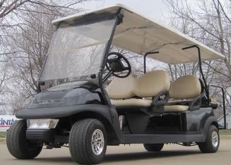 6 passenger golf cart craigslist