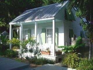 Great little cottage in Key West - God, I loved Key West ...