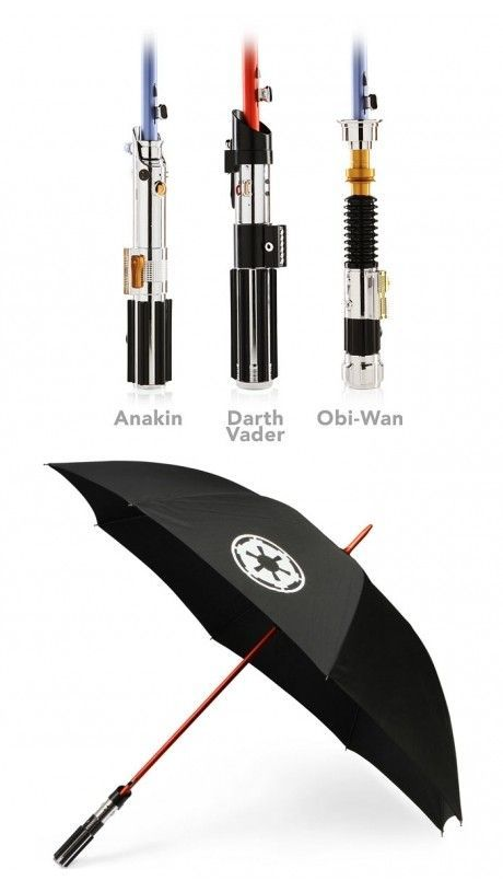 Choose your weapon...: Geeky, Nerd, Lightsaber Umbrellas, Stars War, Things, I'M, War Lightsaber, Starwars, Lights Saber