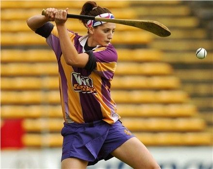 Camogie: Wexford - Hurling