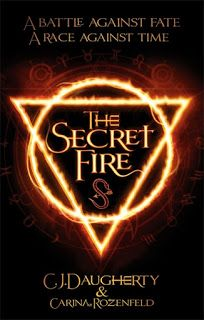 Gone With The Books - Review - The Secret Fire
