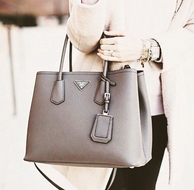 Bolso Prada Double Bag