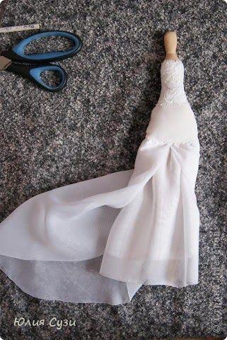 Mimin Dolls: Tilda noiva by Julia Susie