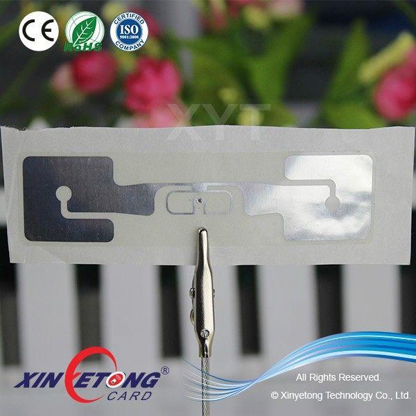 IMPINJ M4QT UHF RFID Sticker/ Tag, 860-960mhz, EPC C1 GEN2 ...