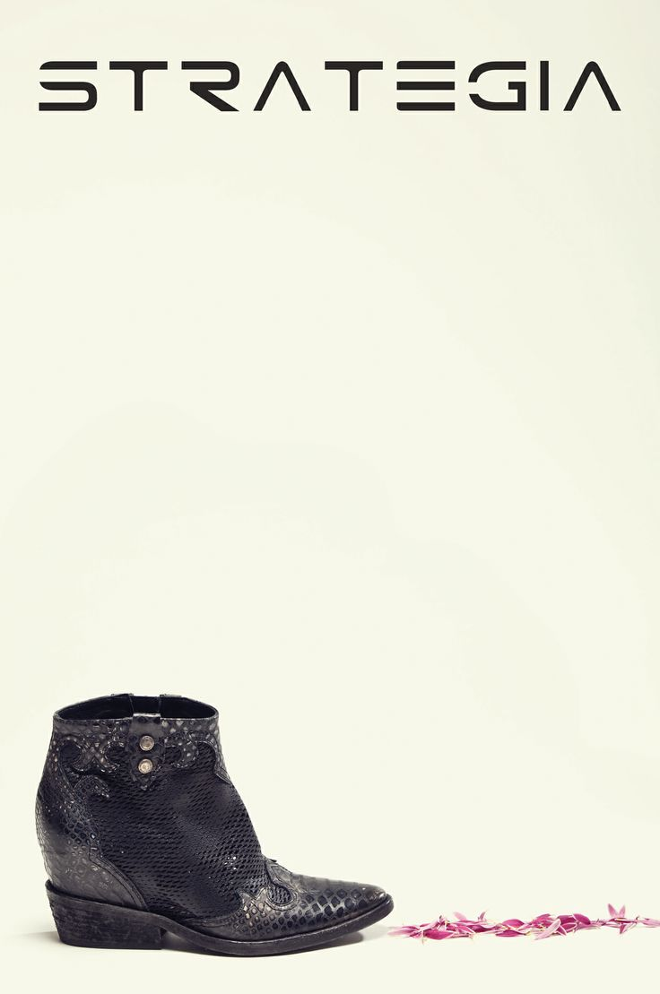Strategia #SS2014 #fashionshoes #ankleboot #shoes #leather #madeinitaly www.strategiajfk.it