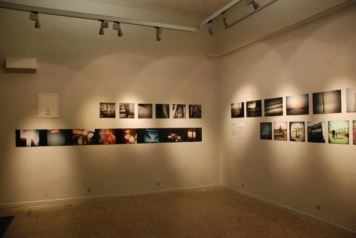 Exhibition of lomography