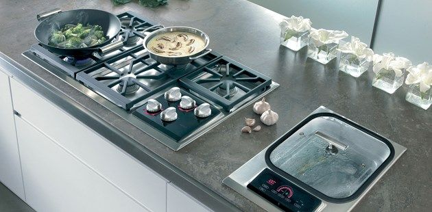 """36"""" Gas Cooktop 