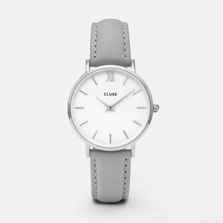 Minuit Silver White/Grey