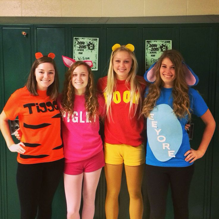 Diy winnie the pooh halloween costume