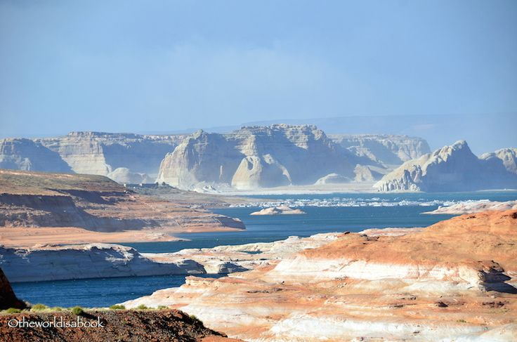 Seeing the Man-made Wonders of Lake Powell and Glen Canyon Dam   The World Is A Book