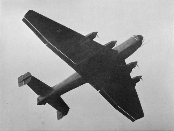 Junkers Ju 89-V1-Prototype