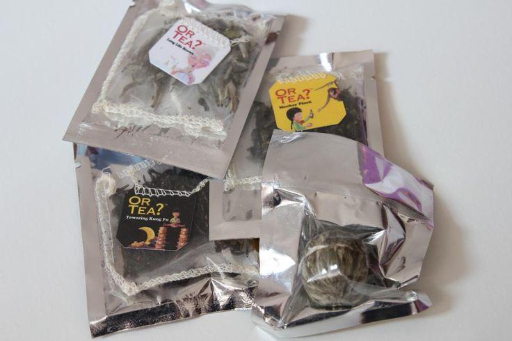 Pauline ontdekt Or Tea? Meer op http://lifestylespot.be/review-ortea-theezakjes-losse-thee/
