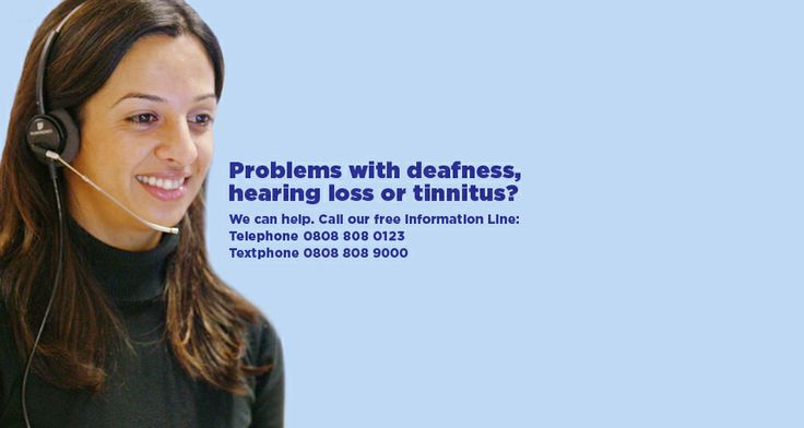 Action on Hearing loss.
