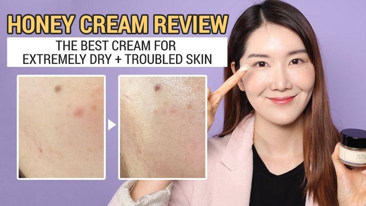 Deep Nourishing Cream for Troubled Skin | I'm From Honey Cream