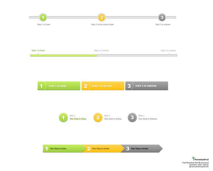 Sequence progress bar design #ui