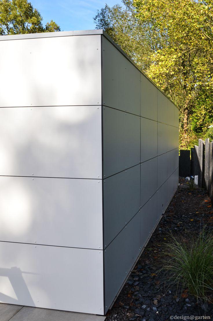 gartenhaus gart lounge k ln modern garden shed gartenhaus pinterest gardens sheds and. Black Bedroom Furniture Sets. Home Design Ideas
