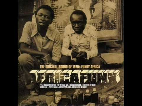 Africafunk - Wali & the Afro Caravan  Hail the King