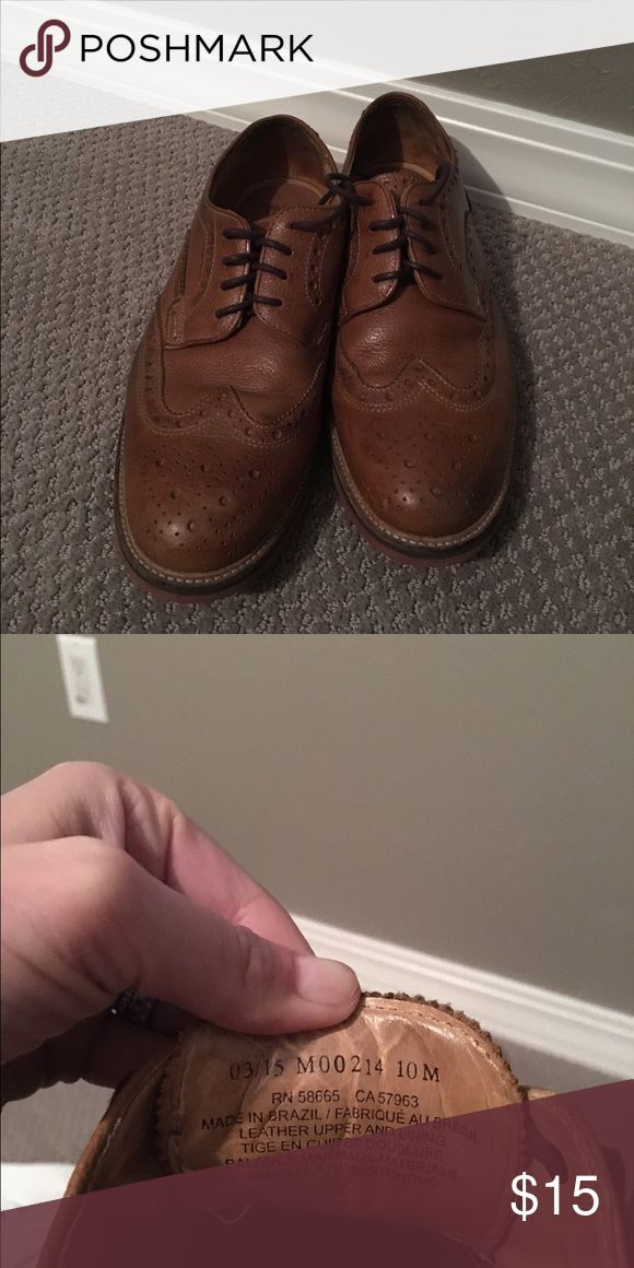 🍂Fall sale!🍂 1901 Men's brown oxford shoes 🍂Fall sale!🍂 1901 Men's brown oxford shoes, size 10M 1901 Shoes