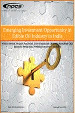 Emerging Investment Opportunity in Edible Oil Industry in India- Why to invest, Project Potential, Core Financials (Refined Rice Bran Oil), Business Prospects, Potential Buyers & Analysis