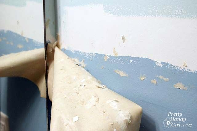 Removing Wallpaper Borders Pretty Handy Girl Home