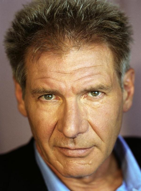 Harrison Ford  is een Amerikaans filmacteur. Hij is gespecialiseerd in het spelen van heldenrollen die hij in filmreeksen speelt.  Geboren: 13 juli 1942