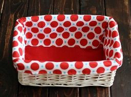 how to sew a basket liner: Sewing Baskets, Liner Tutorials, Sewing Projects, Diy Baskets, Baskets Liner, Sewing Ideas, Fabrics Baskets, Easy Baskets, Basket Liners