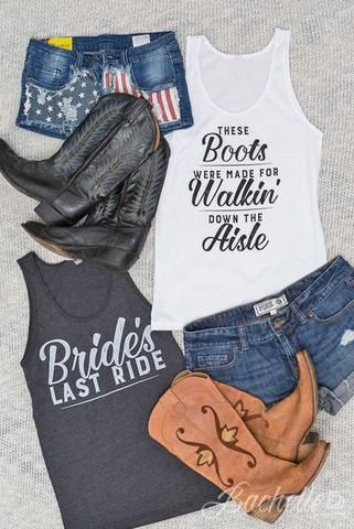 Best 25 country bachelorette parties ideas on pinterest for Country over party shirt